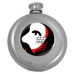 Revolution Round Hip Flask (5 oz)