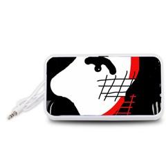 Revolution Portable Speaker (White)