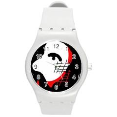 Revolution Round Plastic Sport Watch (M)