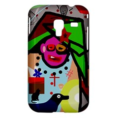 Quarreling Samsung Galaxy Ace Plus S7500 Hardshell Case