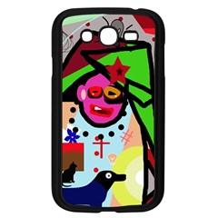 Quarreling Samsung Galaxy Grand DUOS I9082 Case (Black)