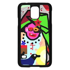 Quarreling Samsung Galaxy S5 Case (Black)