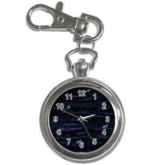 Blue moonlight Key Chain Watches
