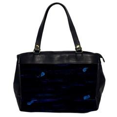 Blue moonlight Office Handbags