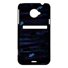 Blue moonlight HTC Evo 4G LTE Hardshell Case