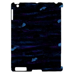 Blue moonlight Apple iPad 2 Hardshell Case (Compatible with Smart Cover)