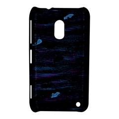 Blue moonlight Nokia Lumia 620