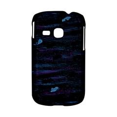 Blue moonlight Samsung Galaxy S6310 Hardshell Case
