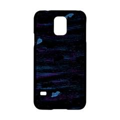 Blue moonlight Samsung Galaxy S5 Hardshell Case