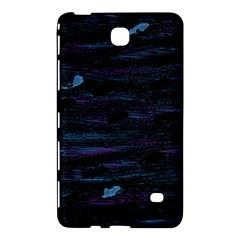 Blue moonlight Samsung Galaxy Tab 4 (7 ) Hardshell Case