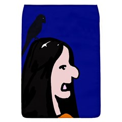 Girl and bird Flap Covers (S)
