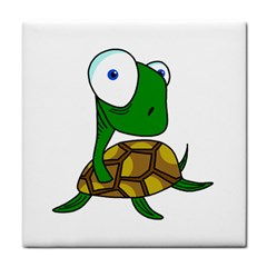 Turtle Tile Coasters