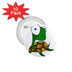 Turtle 1.75  Buttons (10 pack)