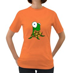 Turtle Women s Dark T-Shirt