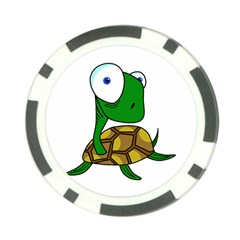 Turtle Poker Chip Card Guards