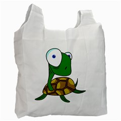 Turtle Recycle Bag (One Side)