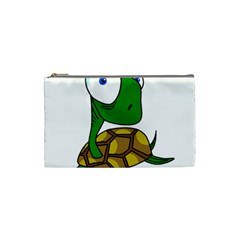 Turtle Cosmetic Bag (Small)