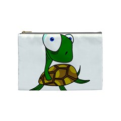 Turtle Cosmetic Bag (Medium)