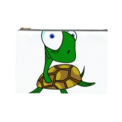 Turtle Cosmetic Bag (Large)