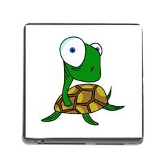 Turtle Memory Card Reader (Square)