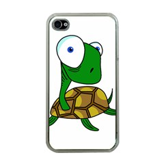 Turtle Apple iPhone 4 Case (Clear)