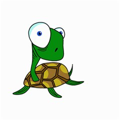 Turtle Small Garden Flag (Two Sides)