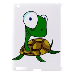 Turtle Apple iPad 3/4 Hardshell Case (Compatible with Smart Cover)