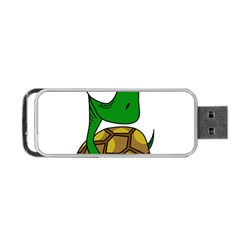 Turtle Portable USB Flash (One Side)
