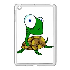 Turtle Apple iPad Mini Case (White)