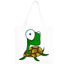 Turtle Grocery Light Tote Bag