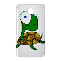 Turtle Nexus 6 Case (White)