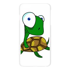Turtle Apple Seamless iPhone 6 Plus/6S Plus Case (Transparent)