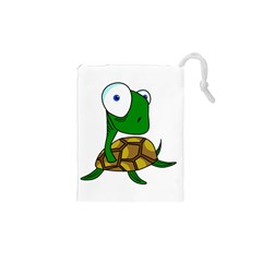 Turtle Drawstring Pouches (XS)
