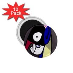 Monster 1.75  Magnets (10 pack)