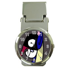 Monster Money Clip Watches