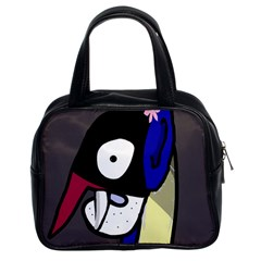 Monster Classic Handbags (2 Sides)