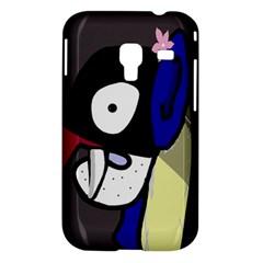 Monster Samsung Galaxy Ace Plus S7500 Hardshell Case