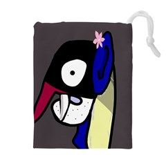 Monster Drawstring Pouches (Extra Large)