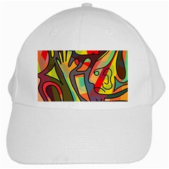 Colorful dream White Cap