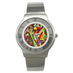 Colorful dream Stainless Steel Watch