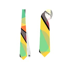 Colorful dream Neckties (One Side)
