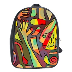 Colorful dream School Bags(Large)