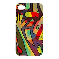 Colorful dream Apple iPhone 4/4S Hardshell Case