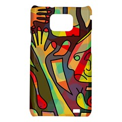 Colorful dream Samsung Galaxy S2 i9100 Hardshell Case