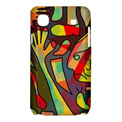 Colorful dream Samsung Galaxy SL i9003 Hardshell Case