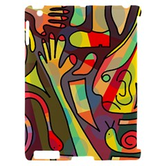 Colorful dream Apple iPad 2 Hardshell Case (Compatible with Smart Cover)