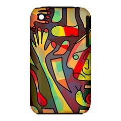 Colorful dream Apple iPhone 3G/3GS Hardshell Case (PC+Silicone)