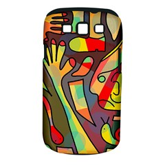 Colorful dream Samsung Galaxy S III Classic Hardshell Case (PC+Silicone)