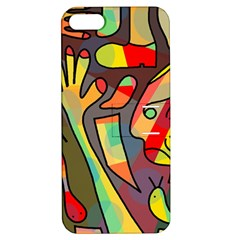 Colorful dream Apple iPhone 5 Hardshell Case with Stand