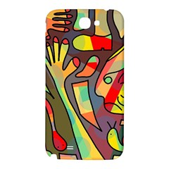 Colorful dream Samsung Note 2 N7100 Hardshell Back Case